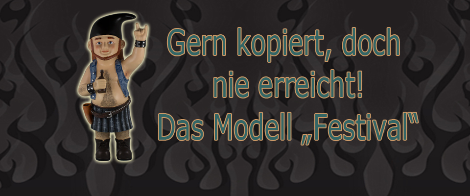 Mighty Metal Bob� Modell Festival